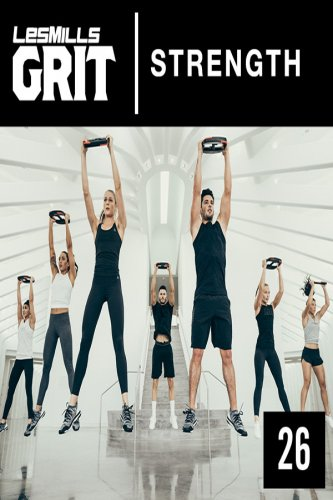 GRIT STRENGTH 26 VIDEO+MUSIC+NOTES