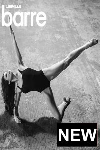 [Pre Sale] Les Mills Barre 12 New Release 12 DVD, CD & Notes