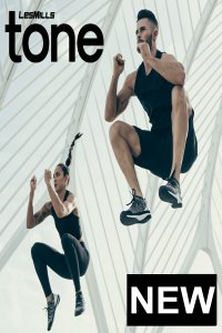 [Pre Sale]LesMills TONE 11 New Release 11 DVD, CD & Notes