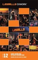 LESMILL CXWORX 12 VIDEO+MUSIC+NOTES