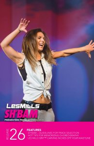 LESMILLS SHBAM 26 VIDEO+MUSIC+NOTES