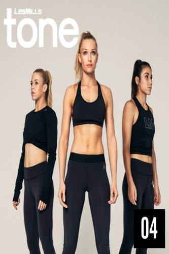 LES MILLS TONE 04 VIDEO+MUSIC+NOTES
