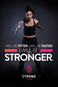 [Hot Sale] 2018 New Course Strong By Zumba Vol.09 HD DVD+CD