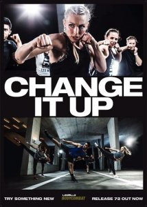 Les Mills BODY COMBAT 72 Complete DVD, CD and Notes