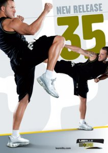 Les Mills BODY COMBAT 35 Complete DVD, CD and Notes