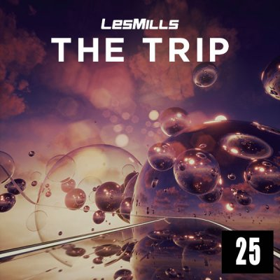 LESMILLS THE TRIP 25 VIDEO+MUSIC+NOTES