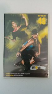 LES MILLS BODY JAM 48, COMPLETE w/ DVD, CD & BOOKLET. FREE SHIPP