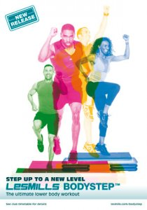 LESMILLS BODY STEP 90 VIDEO+MUSIC+NOTES