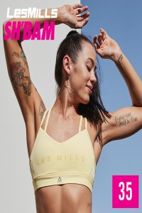LESMILLS SHBAM 35 VIDEO+MUSIC+NOTES