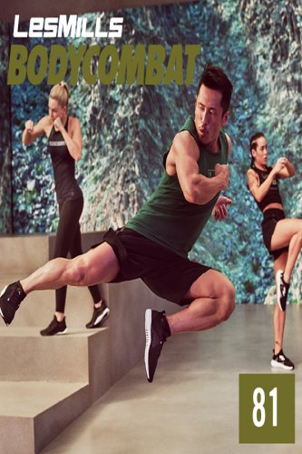 [Hot Sale] Les Mills BODY COMBAT 81 VIDEO+MUSIC+NOTES