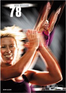 LESMILLS BODY STEP 78 VIDEO+MUSIC+NOTES