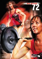 Les Mills Bodypump 72 DVD, CD, Notes Body Pump