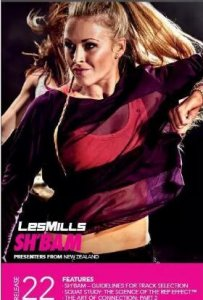 LESMILLS SHBAM 22 VIDEO+MUSIC+NOTES