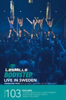 LESMILLS BODY STEP 103 VIDEO+MUSIC+NOTES