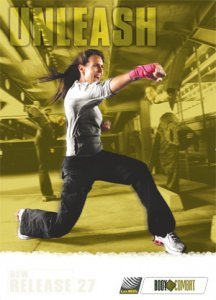Les Mills BODY COMBAT 27 Complete DVD, CD and Notes