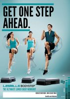 LESMILLS BODY STEP 91 VIDEO+MUSIC+NOTES