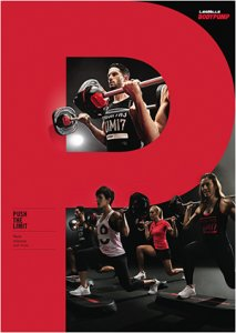[Pre Sale] LesMills BODY PUMP 115 New Release DVD, CD & Notes