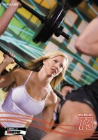 Les Mills Bodypump 73 DVD, CD, Notes Body Pump