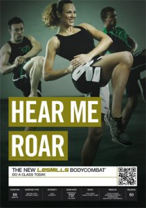 Les Mills BODY COMBAT 50 Complete DVD, CD and Notes