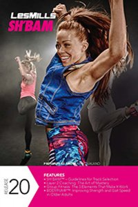 LESMILLS SHBAM 20 VIDEO+MUSIC+NOTES