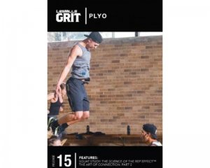 GRIT PLYO/ATHLETIC 15 VIDEO+MUSIC+NOTES