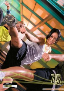 Les Mills BODY COMBAT 43 Complete DVD, CD and Notes