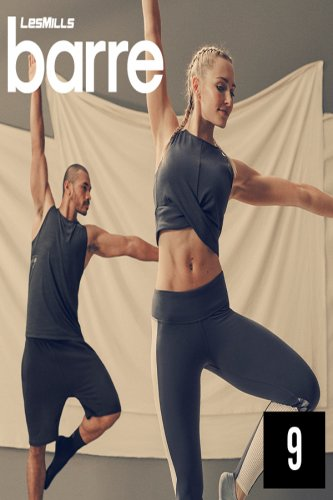 Les Mills Routines Barre 09 New Release 09 DVD, CD & Notes