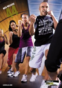 Les Mills BODY COMBAT 44 Complete DVD, CD and Notes