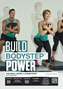 LESMILLS BODY STEP 88 VIDEO+MUSIC+NOTES