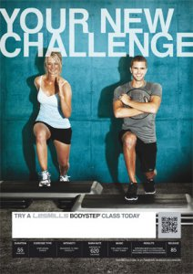 LESMILLS BODY STEP 85 VIDEO+MUSIC+NOTES