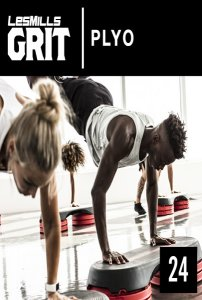 GRIT PLYO/ATHLETIC 24 VIDEO+MUSIC+NOTES