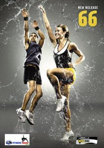 LESMILL BODY ATTACK 66 VIDEO+MUSIC+NOTES
