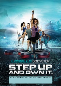 LESMILLS BODY STEP 92 VIDEO+MUSIC+NOTES