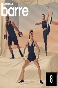 LesMills Barre 08 VIDEO+MUSIC+NOTES