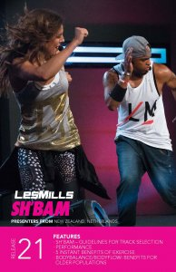 LESMILLS SHBAM 21 VIDEO+MUSIC+NOTES