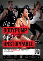 Les Mills Bodypump 81 DVD, CD, Notes Body Pump