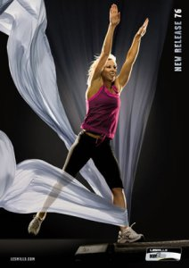 LESMILLS BODY STEP 76 VIDEO+MUSIC+NOTES