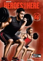 Les Mills Bodypump 66 DVD, CD, Notes Body Pump