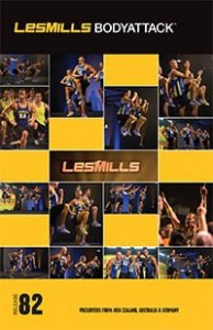 LESMILL BODY ATTACK 82 VIDEO+MUSIC+NOTES