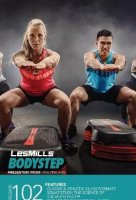 LESMILLS BODY STEP 102 VIDEO+MUSIC+NOTES