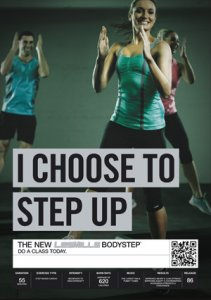LESMILLS BODY STEP 86 VIDEO+MUSIC+NOTES