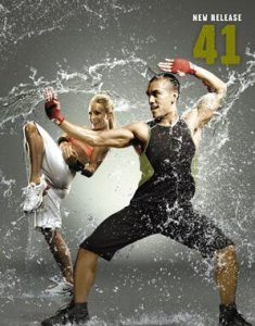 Les Mills BODY COMBAT 41 Complete DVD, CD and Notes