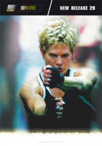Les Mills BODY COMBAT 29 Complete DVD, CD and Notes