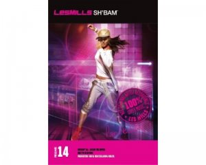 LESMILLS SHBAM 14 VIDEO+MUSIC+NOTES