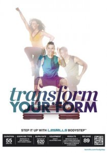 LESMILLS BODY STEP 89 VIDEO+MUSIC+NOTES