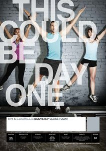 LESMILLS BODY STEP 84 VIDEO+MUSIC+NOTES