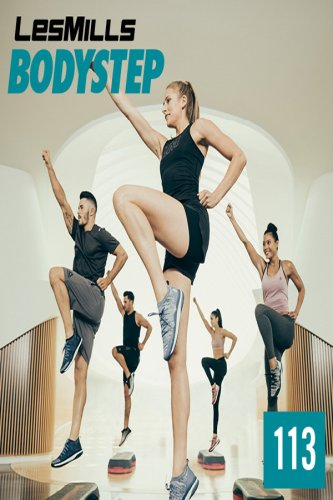 LESMILLS BODY STEP 113 VIDEO+MUSIC+NOTES