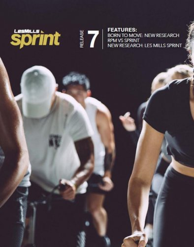 LesMills Sprint 07 VIDEO+MUSIC+NOTES