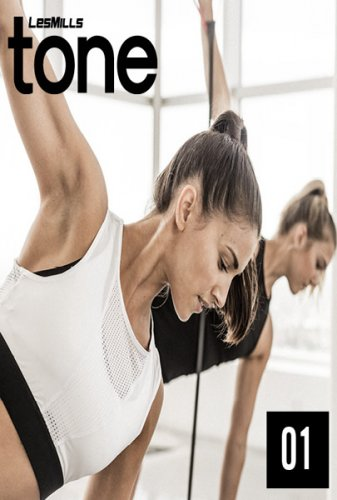 LES MILLS TONE 01 VIDEO+MUSIC+NOTES