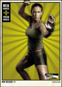 Les Mills BODY COMBAT 38 Complete DVD, CD and Notes